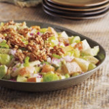 Curried Summer Waldorf Salad