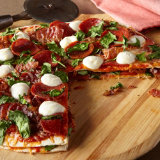 Double Crust Meat Lovers Pizza
