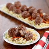 Easy Home Made Italian Meatballs