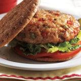 Fiesta Turkey Burgers