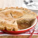 Flaky Deep Dish Apple Pie With Splenda