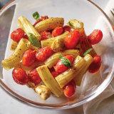 Fresh Tomato Caprese Pasta