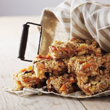 Fruit & Honey Oatmeal Bars