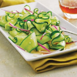 Ginger-Spiced Cucumber Salad