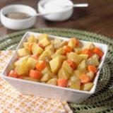 Glazed Carrots And Potatoes