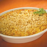 Green Chili Corn Pudding