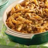 Green Chili Mac 'N Cheese Casserole
