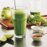 Green Juice with Honey