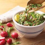 Green Pea and Quinoa Salad