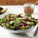 Grilled Chicken Salad with Balsamic Vinaigrette