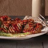 Grilled Chipotle Five Spice Pork Medallions