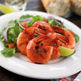 Grilled Shrimp With Tequila Marinade