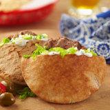 Gyros Style Pita Pocket Burgers
