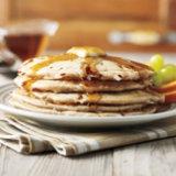 High Fiber Whole Wheat Pancakes