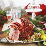 Holiday Ham with a Texas Twist