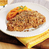 Hudson's Pecan-Crusted Red Snapper