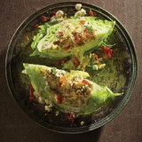 Iceberg Wedge with Olive and Gorgonzola Ranch