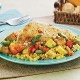 Italian Chicken & Vegetable Couscous Dinner
