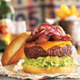 Jalapeño Bacon Fiesta Burgers