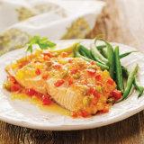 Jalapeño Pineapple-Glazed Salmon