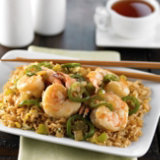 Jalapeño Shrimp Stir Fry