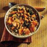 Kale and Sweet Potato Stew