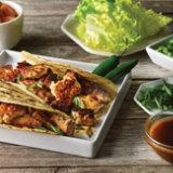 Korean Tofu Tacos