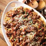 Lamb Ragu with Spaghetti alla Chitarra