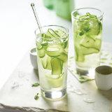 Lemon Cucumber Sake Sangria