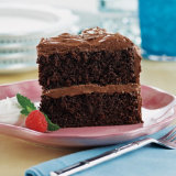 Luscious & Quick Chocolate Cake