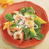 Mango & Avocado Shrimp Salad