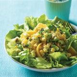 Mango Salad with Habanero Vinaigrette