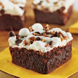 Marshmallow Pecan Brownies