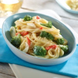 Mediterranean Pasta With Broccoli