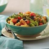 Mediterranean Vegetable Rotini Salad