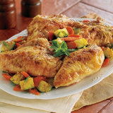 Moroccan Roasted Chicken