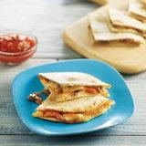 Mushroom, Onion & Muenster Quesadillas