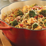 One-Pot Chicken & Broccoli Pasta