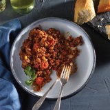 One Pot Spicy Mexican Lentils and Quinoa