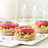 Open Faced Salmon Stackers