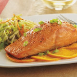 Orange Balsamic Salmon