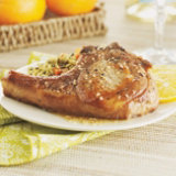 Orange Glazed Pork