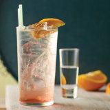 Orange Mango Tequila Sparkler