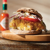 Oven Baked Fish Sandwich