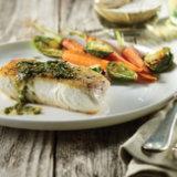 Pan Roasted Whitefish with Jalapeño Chermoula