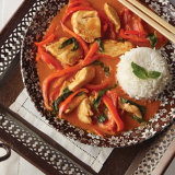 Panang Curry with Chicken and Vegetables