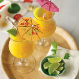 Passion Fruit and Mango Daiquiri