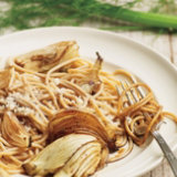 Pasta with Fennel and Balsamic Onions