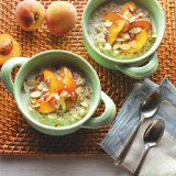 Peaches & Cream Fruit and Oats