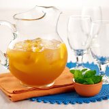 Peachy Iced Tea
